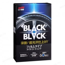 Soft99 Black Black...